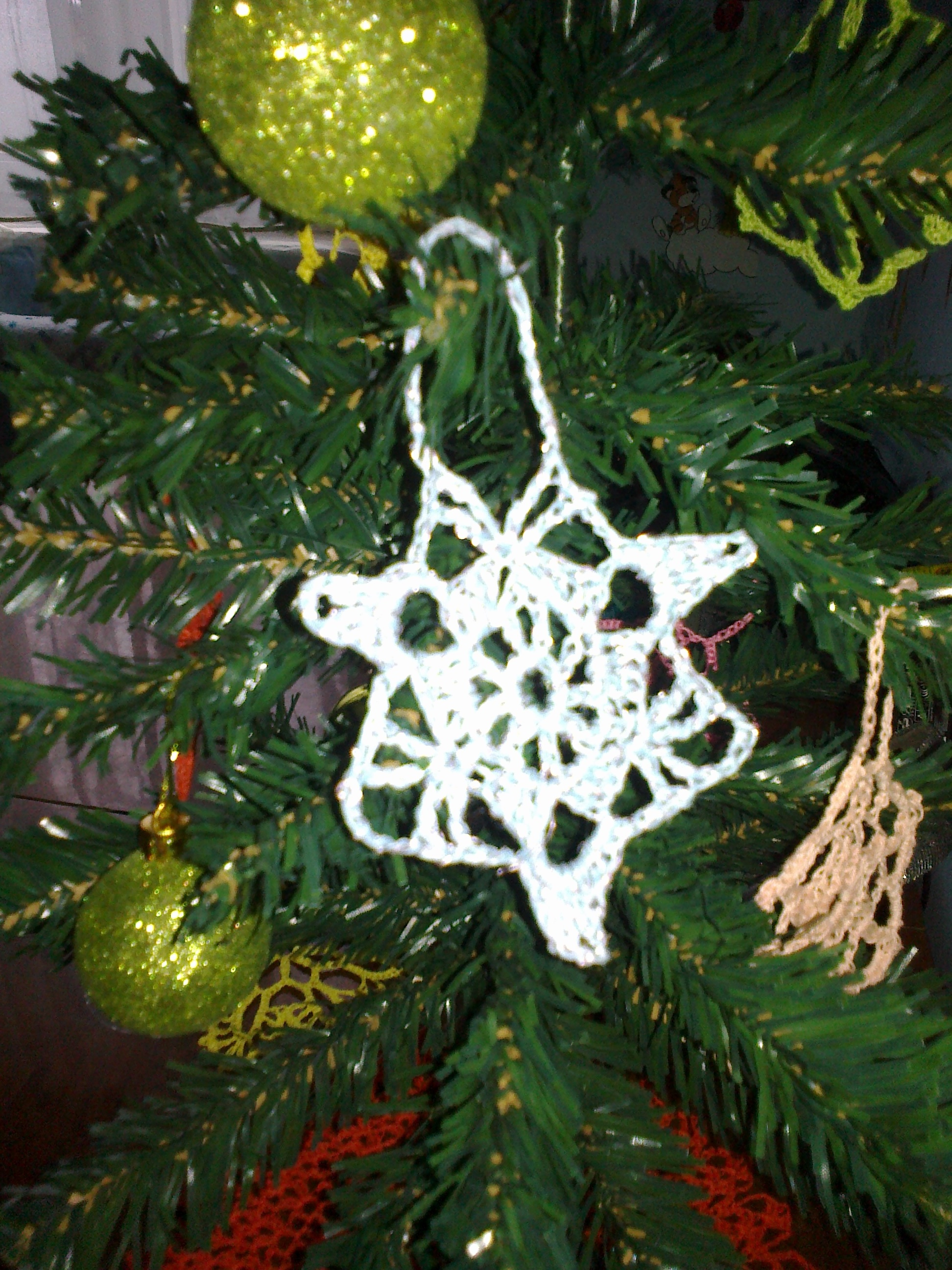 Фото новогодних украшений на елку своими руками